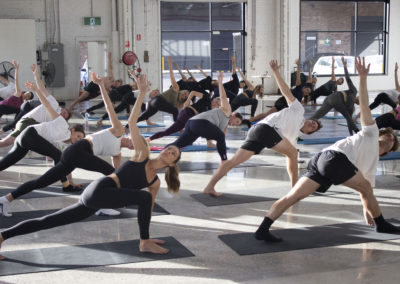 workit events yoga